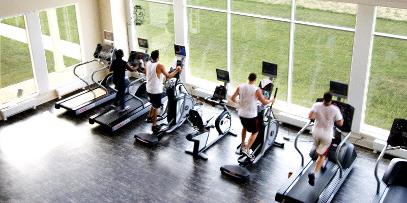 OM Fitness Club  | Falls at Hayden Run Condos