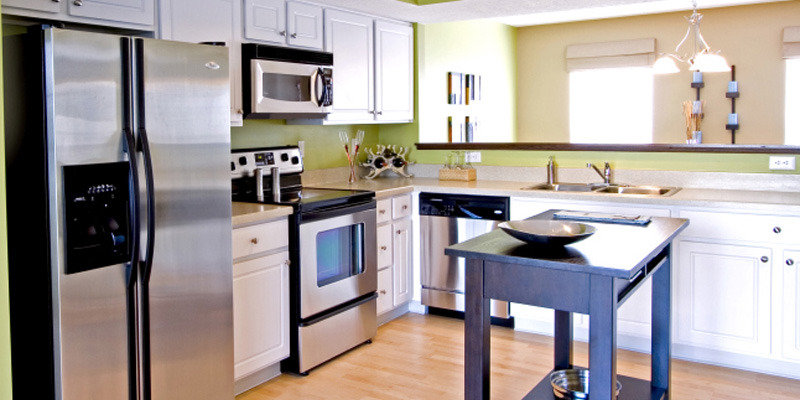 Kitchen | Preserve Crossing Condos