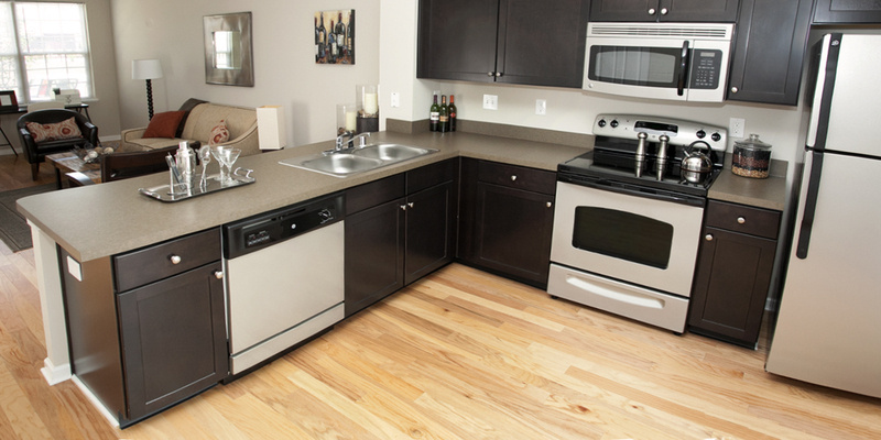 The Mill at Georgetown Apartments | Kitchen