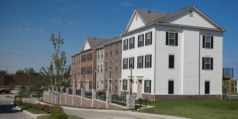 LC The Mill Apartments | Exterior
