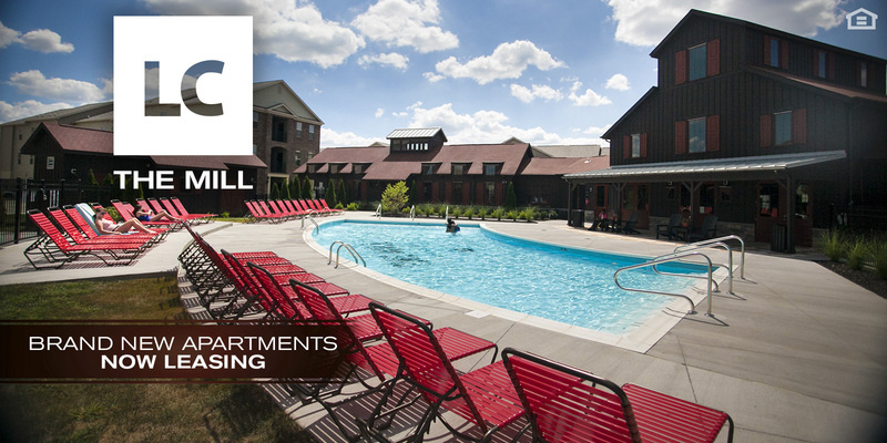 LC The Mill Apartments | Now Leasing