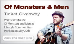 Win Of Monsters &amp; Men